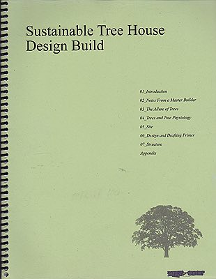 Sustainable Tree House Design BuildConnell, John and others - Product Image