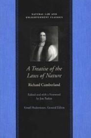 TREATISE OF THE LAWS OF NATURE, ACUMBERLAND, RICHARD - Product Image