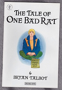 Tale of One Bad Rat, The (Books 1-4)Talbot, Bryan, Illust. by: Bryan  Talbot - Product Image