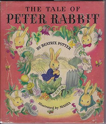 Tale of Peter Rabbit, ThePotter, Beatrix/Masha - Product Image