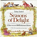 Tasha Tudor's Seasons of Delight: A Year on an Old-Fashioned Farm- A Three-Dimensional Pop-Up Picture BookTudor, Tasha - Product Image