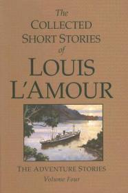 The Collected Short Stories of Louis L'Amour: The Adventure Stories Volume FourL'Amour, Louis - Product Image