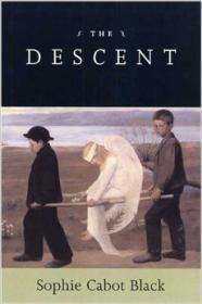 The Descent: PoemsBlack, Sophie Cabot - Product Image