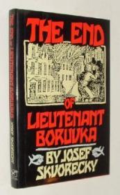 The End of Lieutenant BoruvkaSkvorecky, Josef - Product Image