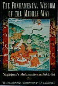 The Fundamental Wisdom of the Middle Way: Nagarjuna's Mulamadhyamakakarikaby: Nagarjuna - Product Image