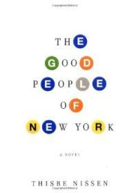 The Good People of New Yorkby: Nissen, Thisbe - Product Image