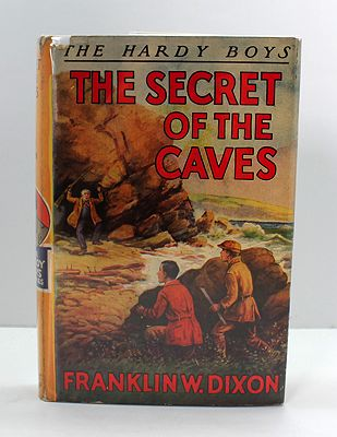 The Hardy Boys: The Secret of the CavesDixon, Franklin W. - Product Image