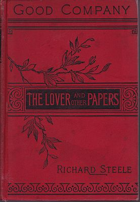 The Lover and Other PapersSteele, Richard - Product Image