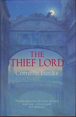Thief Lord, The (SIGNED)Funke, Cornelia - Product Image