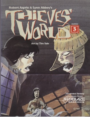 Thieve's World: Volume 3Asprin, Robert, Lynn Abbey and Tim Sale, Illust. by: Tim  Sale - Product Image