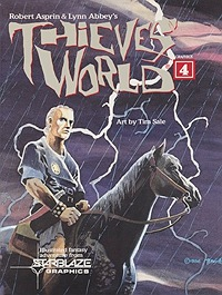 Thieve's World: Volume 4Asprin, Robert, Lynn Abbey and Tim Sale, Illust. by: Tim  Sale - Product Image