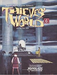 Thieve's World: Volume 6Asprin, Robert, Lynn Abbey and Tim Sale, Illust. by: Tim  Sale - Product Image
