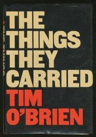 Things They Carried, The.by: O'Brien, Tim - Product Image
