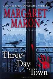 Three-Day TownMaron, Margaret - Product Image