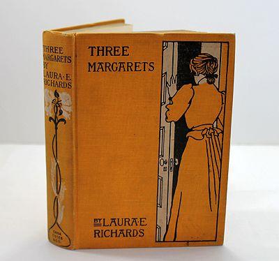Three MargaretsRichards, Laura E., Illust. by: Ethelred Barry - Product Image
