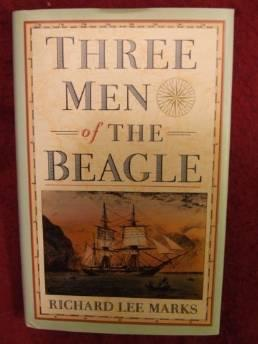 Three men of the BeagleMarks, Richard Lee - Product Image