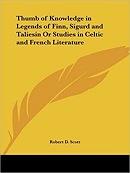 Thumb of Knowledge in Legends of FinnScott, Robert D. - Product Image