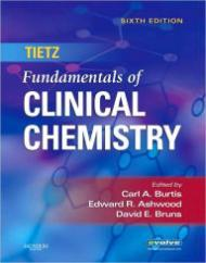 Tietz Fundamentals of Clinical Chemistry - Sixth EditionBurtis (Editors), Carl A./Edward R. Ashwood/David E. Bruns - Product Image