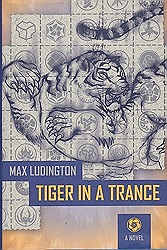 Tiger in a TranceLudington, Max - Product Image