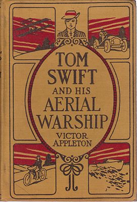 Tom Swift and His Aerial WarshipAppleton, Victor - Product Image