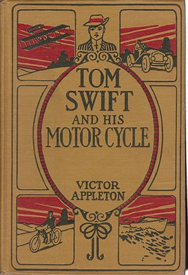 Tom Swift and His Motor-Cycle Or Fun and Adventures on the RoadAppleton, Victor - Product Image