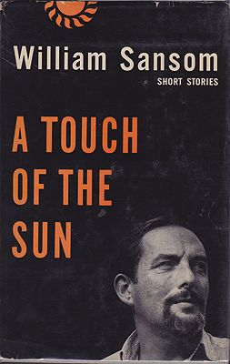 Touch of the Sun, ASansom, William - Product Image