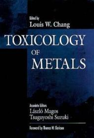 Toxicology of MetalsChang, Louis W. - Product Image
