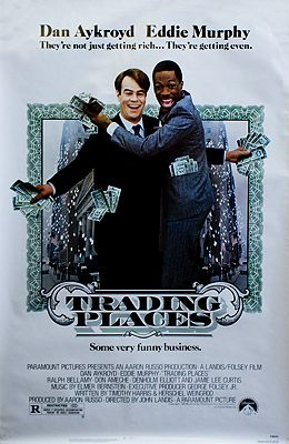 Trading Places (MOVIE POSTER)N/A - Product Image