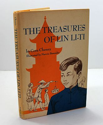 Treasures of Lin Li-Ti, TheCheney, Cora, Illust. by: Marvin Besunder - Product Image