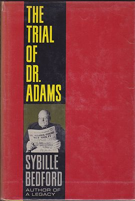 Trial of Dr. Adams, TheBedford, Sybille - Product Image