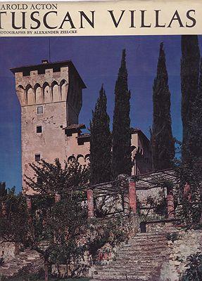 Tuscan VillasActon, Harold - Product Image