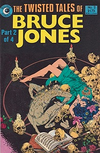 Twisted Tales of Bruce Jones, The: No. 2Jones, Bruce, Illust. by: Bruce  Jones - Product Image