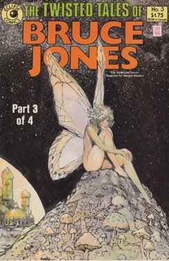 Twisted Tales of Bruce Jones, The: No. 3Jones, Bruce, Illust. by: Bruce  Jones - Product Image
