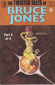 Twisted Tales of Bruce Jones, The: No. 4Jones, Bruce, Illust. by: Bruce  Jones - Product Image