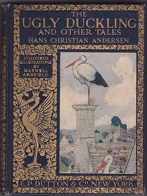 Ugly Duckling and Other Fairy Tales, TheAndersen, Hans Christian, Illust. by: Maxwell  Armfield - Product Image