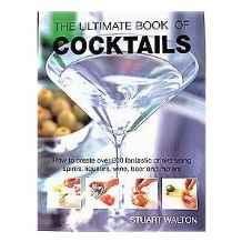 Ultimate Book of Cocktails, The Walton, Stuart - Product Image