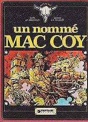 Un Nomme Mac Coyby: Jean-Pierre Gourmelen, Antonio H. Palacios  - Product Image
