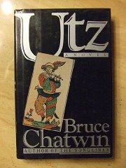 Utz: A NovelChatwin, Bruce - Product Image