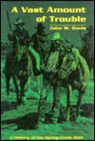 Vast Amount Of Trouble, A - A History Of The Spring Creek RaidDavis, John W. - Product Image
