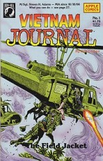 Vietnam Journal No. 1: The Field Jacketby: Lomax, Don - Product Image