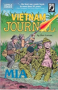 Vietnam Journal No. 16: MIALomax, Don, Illust. by: Don  Lomax - Product Image