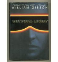 Virtual Light  (Signed by author) Gibson, William - Product Image