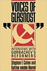 Voices of Glasnost: Interviews With Gorbachev's ReformersCohen, Stephen F. - Product Image