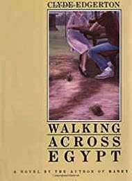 Walking Across Egypt (SIGNED BY AUTHOR)Edgerton, Clyde - Product Image