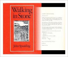 Walking in Stone (Wesleyan New Poets)Spaulding, John - Product Image