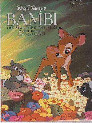 Walt Disney's Bambi - The Story and the FilmJohnston, Ollie/Frank Thomas/Walt Disney - Product Image