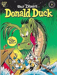 Walt Disney's Donald Duck: The Terror of the River (Gladstone Comic Album Series No. 2)Barks (Walt Disney), Carl , Illust. by: Carl  Barks - Product Image