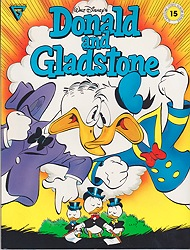Walt Disney's Donald and Gladstone (Gladstone Comic Album Series No. 15)Barks(Walt Disney), Carl, Illust. by: Carl  Barks - Product Image