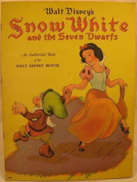Walt Disney's Snow White and the Seven DwarfsDisney, Walt, Illust. by: Walt Disney - Product Image