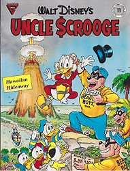 Walt Disney's Uncle Scrooge: Hawaiian Hideaway (Gladstone Comic Album Series No. 11)Barks (Walt Disney), Carl , Illust. by: Carl  Barks - Product Image